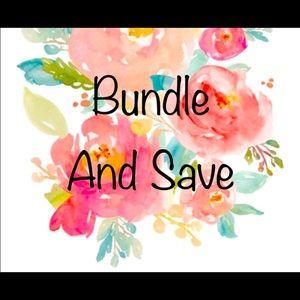 Huge Sale! Bundle and save